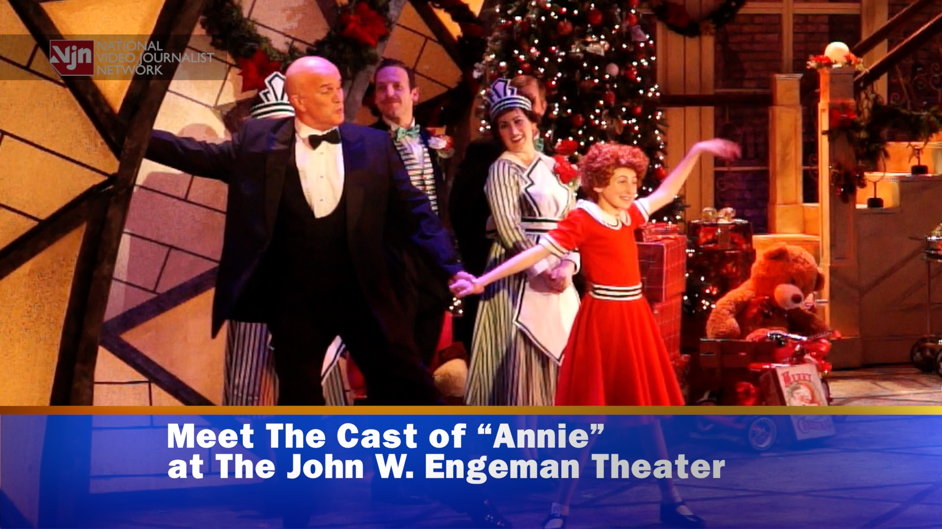 Meet The Cast of Annie At The John W. Engeman Theater