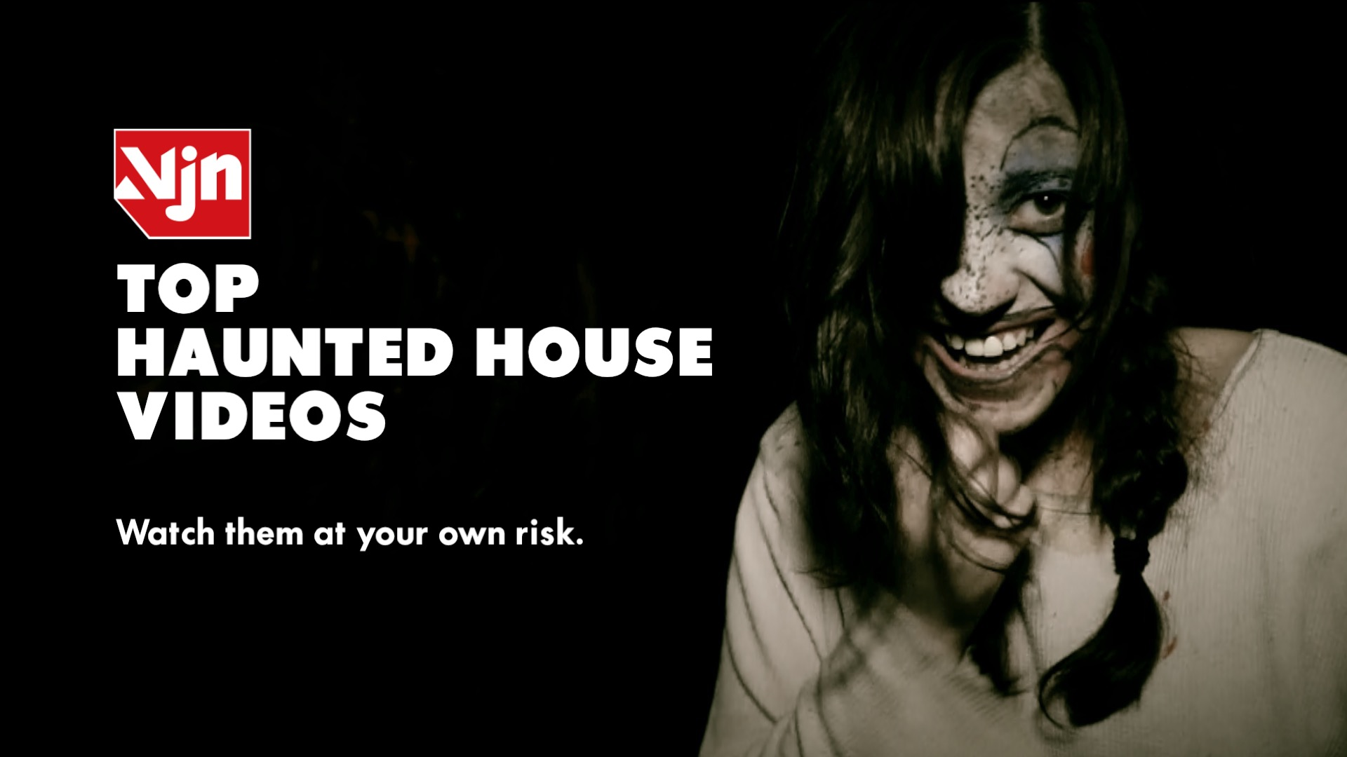 Top Haunted House Videos